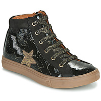 Shoes Girl High top trainers GBB TADEA Black