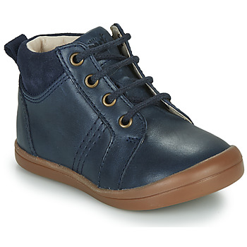 Shoes Boy Mid boots GBB NILS Blue