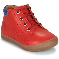 Shoes Boy Mid boots GBB TIDO Red
