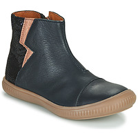 Shoes Girl Mid boots GBB SAVERIA Marine