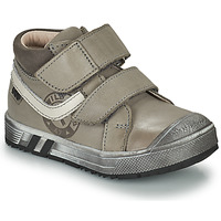 Shoes Boy High top trainers GBB OMALLO Grey