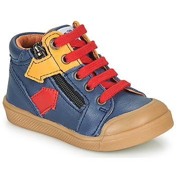Shoes Boy High top trainers GBB IONNIS Blue