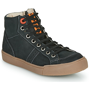 Shoes Boy High top trainers GBB OSTRAVI Black