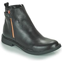Shoes Girl Mid boots GBB XIANA Black