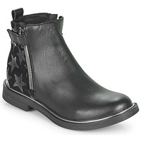 Shoes Girl Mid boots GBB XIANA Black