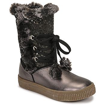 Shoes Girl Boots GBB NOUSTIK Black