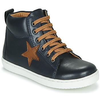Shoes Boy High top trainers GBB KANY Marine