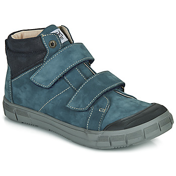 Shoes Boy High top trainers GBB HENI Blue