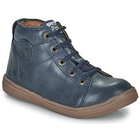 Shoes Boy High top trainers GBB KELIG Blue