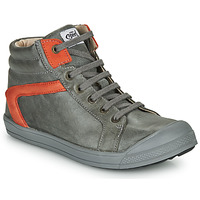 Shoes Boy High top trainers GBB IWEN Grey