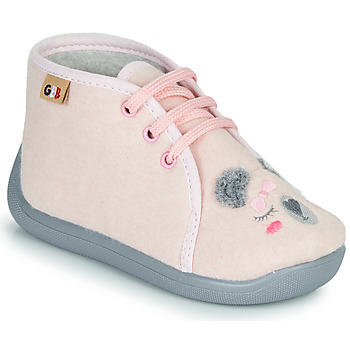 Shoes Girl Slippers GBB CHARIE Pink