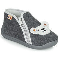 Shoes Boy Slippers GBB KITRA Grey