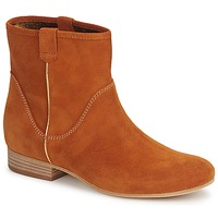 Shoes Women Mid boots Vic MUI Rust