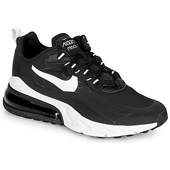 Shoes Men Low top trainers Nike AIR MAX 270 REACT Black / White