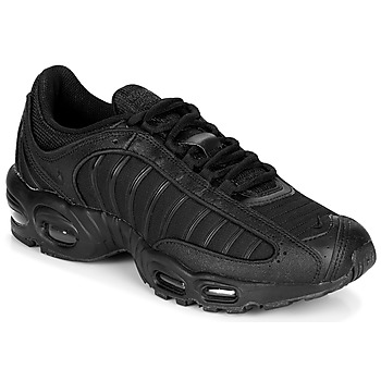 Shoes Men Low top trainers Nike AIR MAX TAILWIND Black