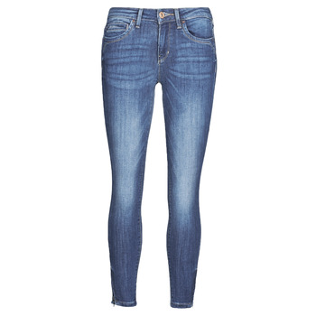material Women slim jeans Only ONLKENDELL Blue / Medium