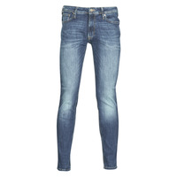 material Men slim jeans Jack & Jones JJILIAM Blue / Medium