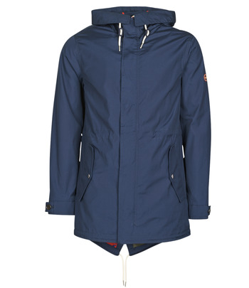 material Men Parkas Jack & Jones JORJOURNEY Marine