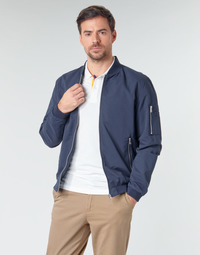 material Men Blouses Jack & Jones JJERUSH Marine