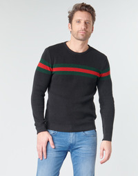 material Men jumpers Casual Attitude BAOLI Black