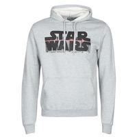 material Men sweaters Casual Attitude Star Wars Bar Code Grey