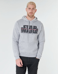 material Men sweaters Casual Attitude Star Wars Bar Code Grey