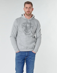material Men sweaters Yurban HOGWARTS BLAZON Grey