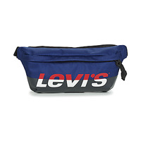 Bags Bumbags Levi's BANANA SLING Blue