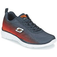 Shoes Men Multisport shoes Skechers EQUALIZER MARINE / Orange