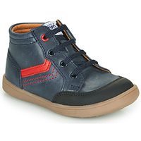 Shoes Boy High top trainers GBB VIGO Marine