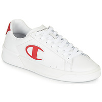 Shoes Men Low top trainers Champion M 979 LOW White / Red