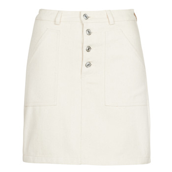 material Women Skirts Betty London MOUSSE Beige