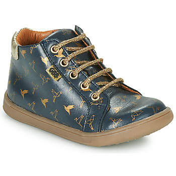 Shoes Girl Mid boots GBB FAMIA Blue
