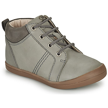 Shoes Boy High top trainers GBB NILS Grey