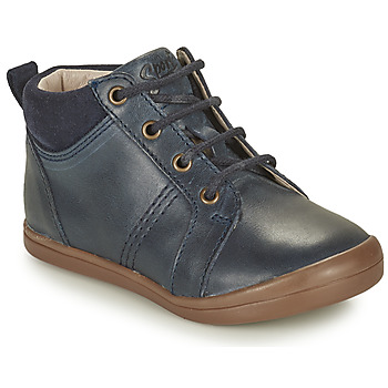 Shoes Boy High top trainers GBB NILS Blue