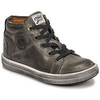 Shoes Boy High top trainers GBB KELIG Grey
