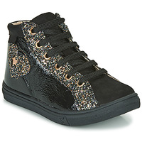 Shoes Girl High top trainers GBB MARTA Black