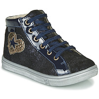 Shoes Girl High top trainers GBB MARTA Blue