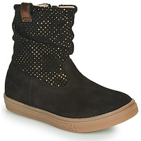 Shoes Girl Boots GBB KINGA Black
