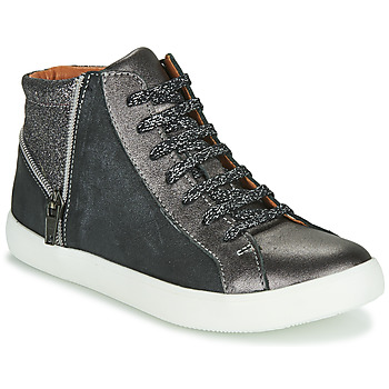 Shoes Girl High top trainers GBB CARLA Black