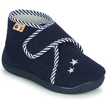 Shoes Children Slippers GBB KEELIO Blue