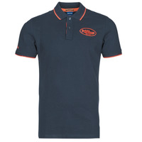 material Men short-sleeved polo shirts Jack & Jones JORAYDON Marine