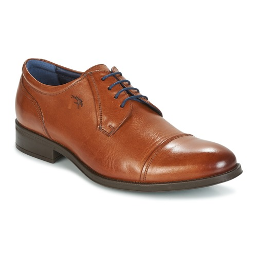 Shoes Men Derby shoes Fluchos HERACLES Brown