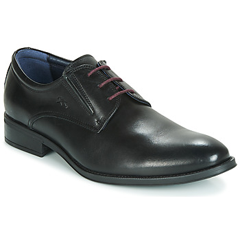 Shoes Men Derby shoes Fluchos HERACLES Black