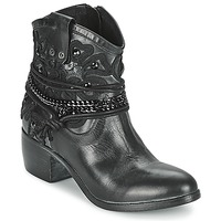 Shoes Women Mid boots Mimmu KAL Black