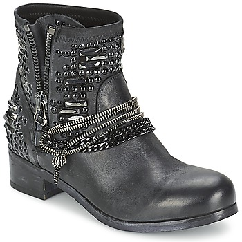 Shoes Women Mid boots Mimmu LIL Black