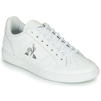 Shoes Women Low top trainers Le Coq Sportif COURT CLAY W White