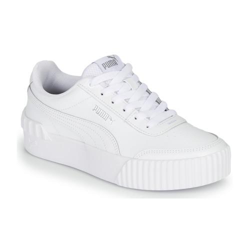 Puma CARINA LIFT White - Fast delivery