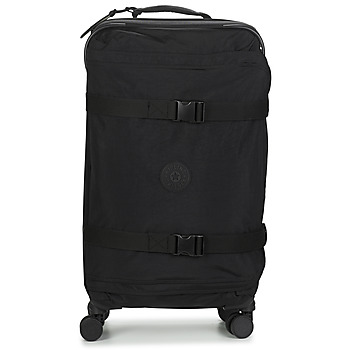 Bags Soft Suitcases Kipling SPONTANEOUS M Black