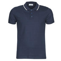 material Men short-sleeved polo shirts Yurban M.BOUPI Marine
